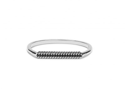 Refined Chain Bangle_C+_8718997047886